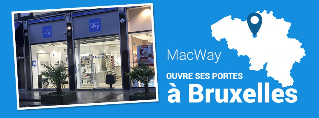 High-Tech MacWay Bruxelles