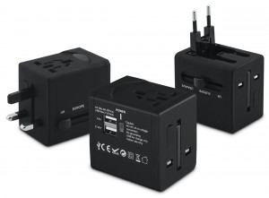 Trois Travel Adapter