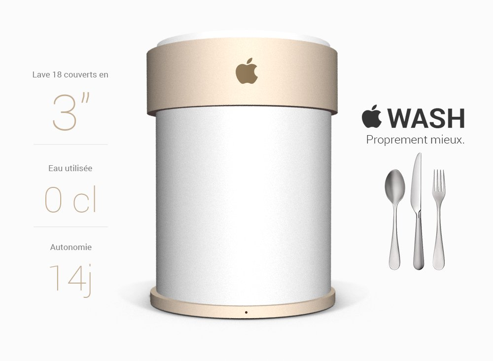 Apple Wash caracteristique 2