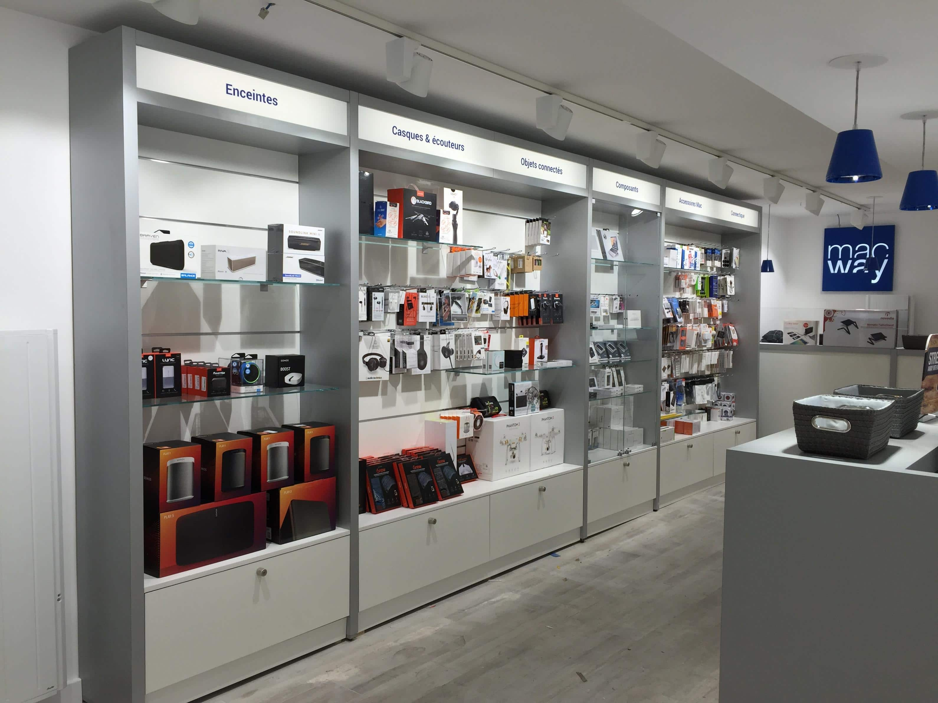 Magasin Macway Paris 6