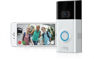 Ring video doorbell 2, ring, securite, maison