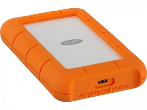 disque dur externe Lacie Rugged USB-C 4 To 2,5″ USB-C