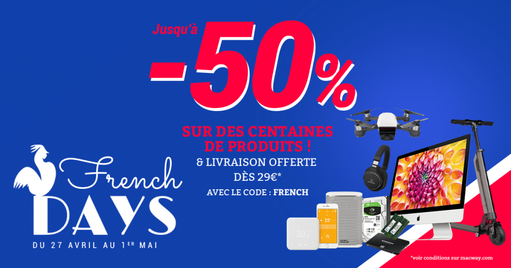 FrenchDays - Promotions