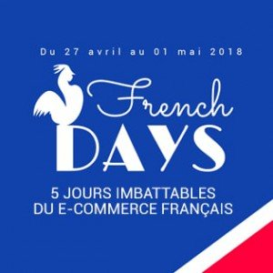 FRENCHDAYS - promotions - francais