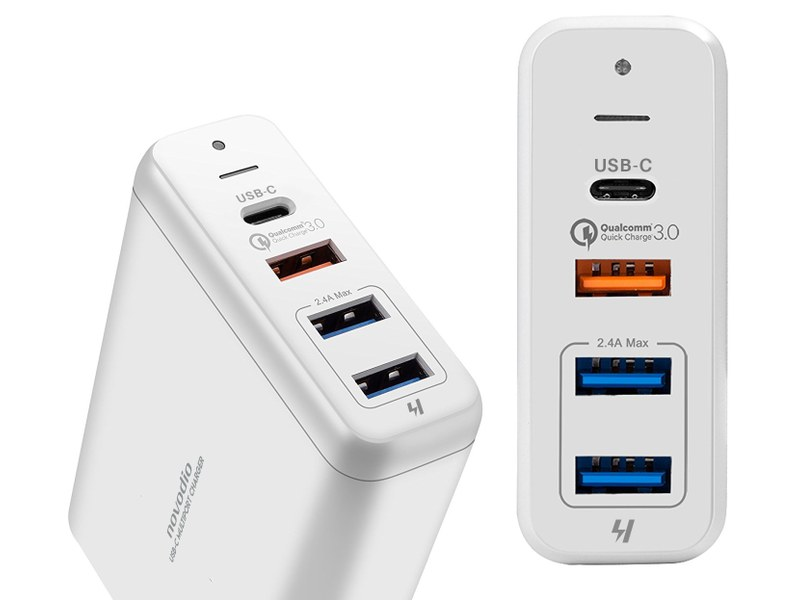 Novodio USB-C Multiport Charger