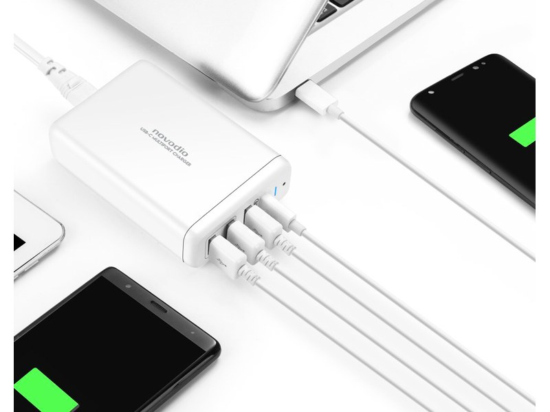 Chargeur iPhone multi-ports