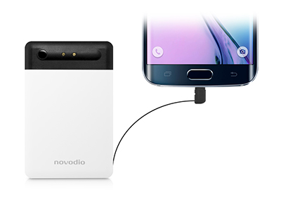 Novodio Power Card - Malin Smartphone